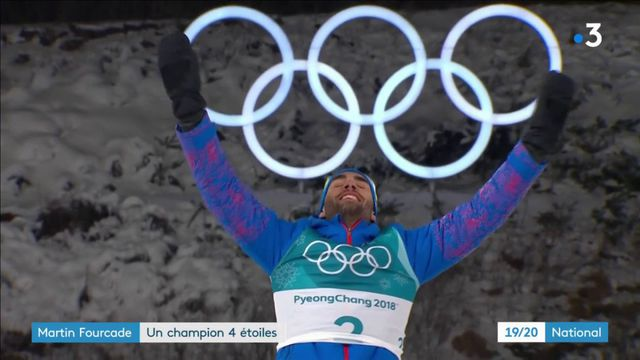 Martin Fourcade : un champion quatre étoiles