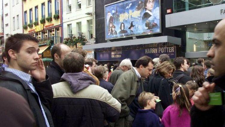 Harry Potter, ce sont plus de 400 millions de livres vendus et plus de 4 milliards d'euros de recettes au cinéma. (AFP)