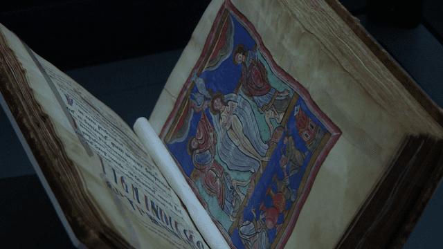 Chefs d'œuvre romans de l'abbaye Saint-Martial