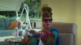 """Chantal Ladesou dans le film """"C'est quoi cette mamie ?!"""". (FRANCE 3)"""