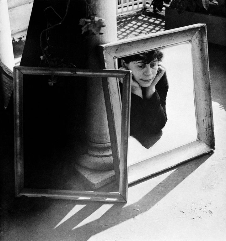 Florence Henri, Autoportrait, 1938, Collection particulière, courtesy Archives Florence Henri, Gênes  (Galleria Martini & Ronchetti)