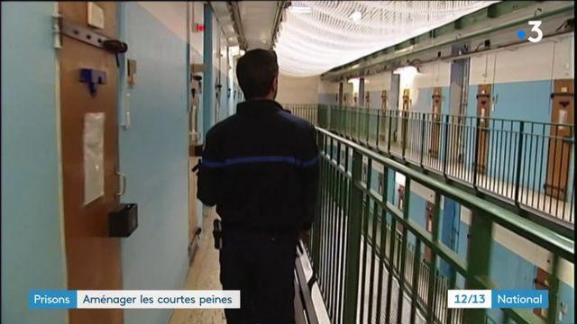 Prisons : aménager les courtes peines