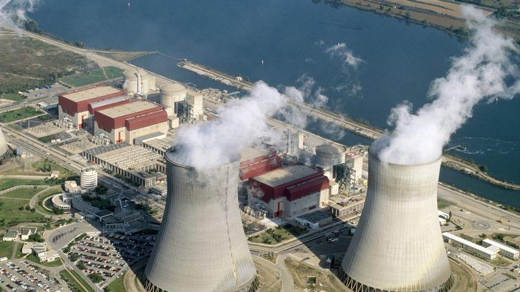 La centrale nucléaire de Cruas-Meysse (Ardèche), le 25 septembre 2011. (GUIDO ALBERTO ROSSI / TIPS / PHOTONONSTOP)