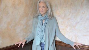 L'écrivaine Tatiana de Rosnay à Paris (France) le 11 mars 2020 (PHILIPPE DE POULPIQUET / MAXPPP)