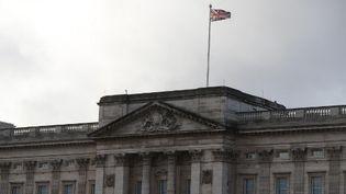 Le palais de Buckingham le 13 janvier 2020. (ADRIAN DENNIS / AFP)