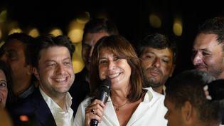 La candidate du Printemps marseillais, Michèle Rubirola, le 29 juin 2020 après le second tour des élections municipales. (MAXPPP)