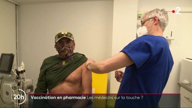 Covid-19 : les pharmaciens pourront vacciner, les médecins interdits de commander des doses cette semaine
