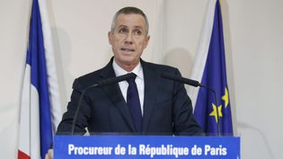 (François Molins le procureur de Paris a indiqué lundi que l'enquête sur l'agression de joué-lès-Tours se poursuivait et que le frère de l'agresseur pourrait être extradé du Burundi © Maxppp)