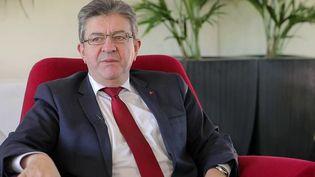 """Mélenchon selonJean-Luc dans """"Envoyé spécial"""" (FRANCE 2 / FRANCETV INFO)"""