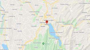 Annecy (Haute-Savoie). (FRANCEINFO / RADIOFRANCE)