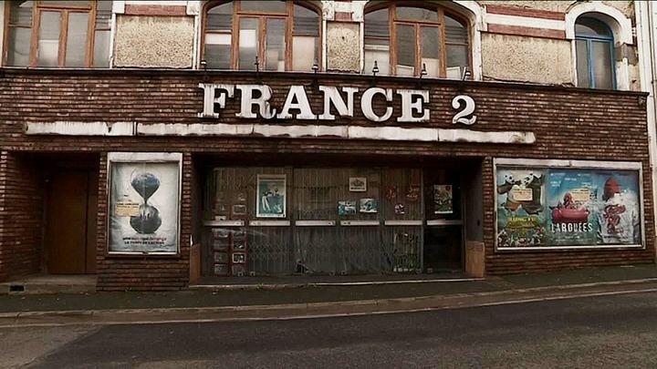 """Le """"France 2"""" à Vierzon (CAPTURE D'ÉCRAN FRANCE 3)"""