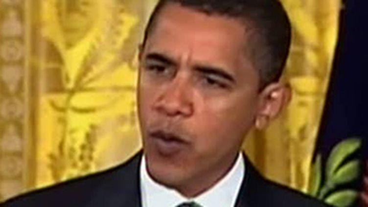 Barack Obama (archives) (France 2)