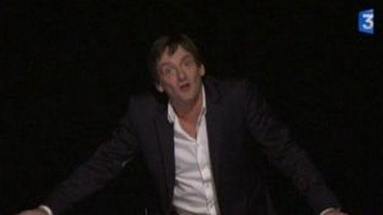 Pierre Palmade au théâtre des Bouffes parisiens  (Culturebox)