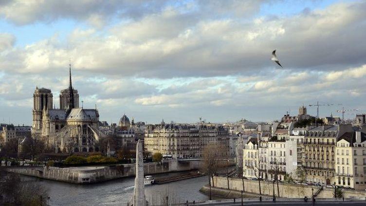 850 ans de Notre-Dame de Paris  ( AFP PHOTO / BERTRAND GUAY)