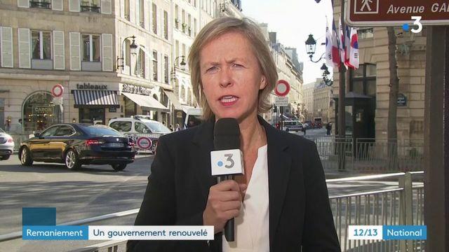 """Remaniement : """"le gouvernement porte la patte du président de la République"""""""