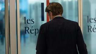 François Baroin, en mai 2021. (AURELIEN MORISSARD / MAXPPP)