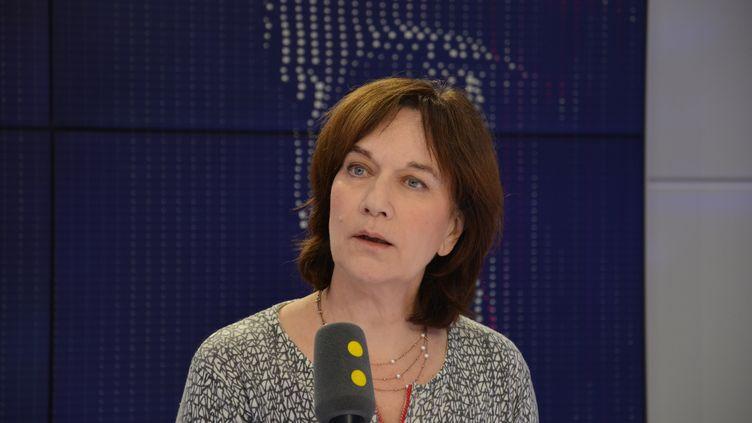 Laurence Rossignol, sénatrice de l'Oise, ancienne ministre des familles, de l'enfance et des droits des femmes. (JEAN-CHRISTOPHE BOURDILLAT / RADIO FRANCE)