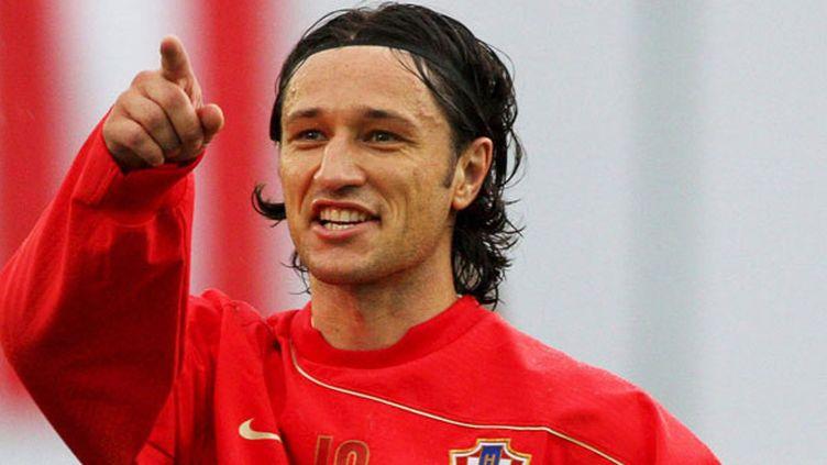 Le nouveau sélectionneur de la Croatie, Niko Kovac