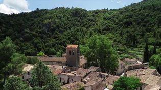 Hérault : à la découverte de Saint-Guilherm, sur le chemin de Compostelle (FRANCE 3)