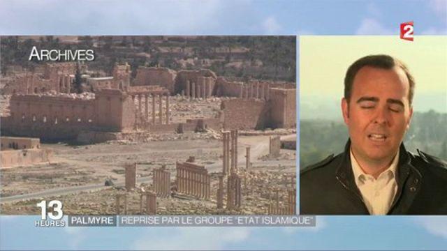Syrie : le groupe État islamique a repris Palmyre