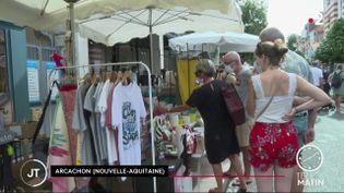 Commerce à Arcachon (France 2)