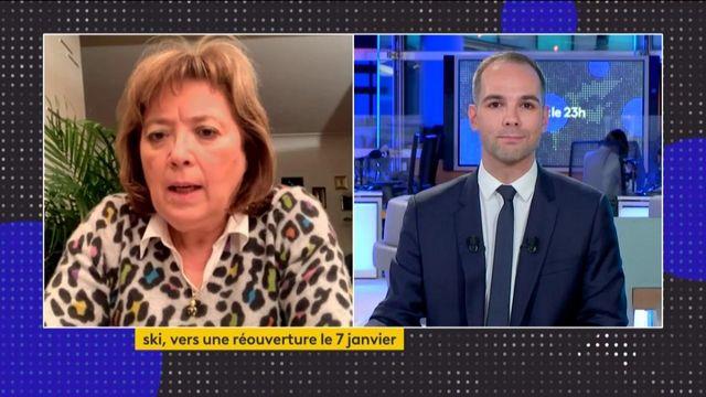 """Montagne : les aides de l'Etat permettront de """"limiter la casse"""" selon Jeanine Dubier"""