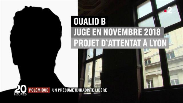 Polémique : un présumé djihadiste libéré