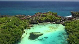 En Indonésie, l'île de Sumba attire pour l'instant moins de touristes que Bali par exemple. (CAPTURE D'ÉCRAN FRANCE 2)