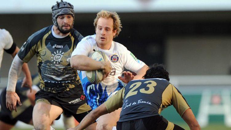 Nick Abendanon va rejoindre Clermont (PASCAL GUYOT / AFP)