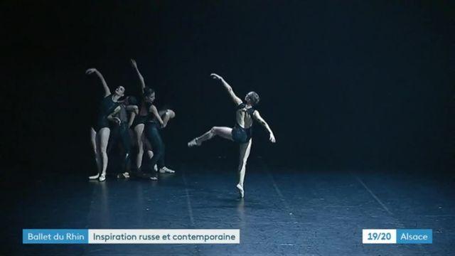 Le ballet de l'opéra du Rhin danse Chostakovitch ...