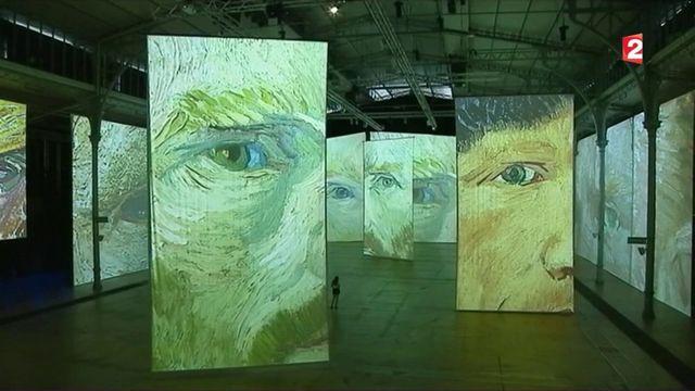 Art : l'oeuvre de van Gogh en grand format