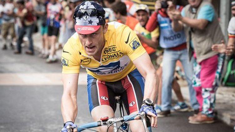 Ben Foster est Lance Armstrong  (Studio Canal)