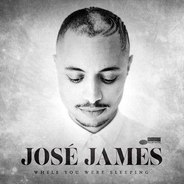 """L'album""""While you were sleeping"""" de José James est sorti le 26 août 2014  (Blue Note)"""