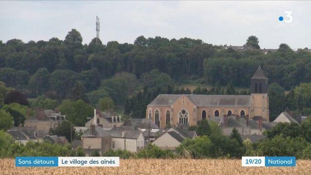 Mayenne : bien vieillir dans le village des ainés
