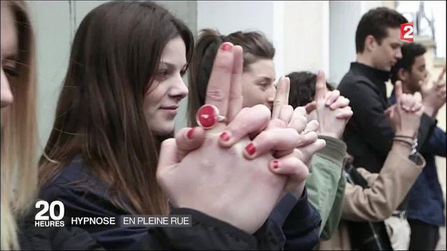 Hypnose de rue : une pratique à risque