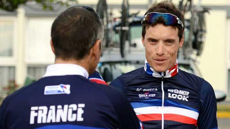 Nouveau titre de champion de France pour Chavanel