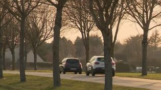 Dans le Loir-et-Cher, une partie des routes pourraient passer à 90 km/h. (CAPTURE ECRAN FRANCE 2)