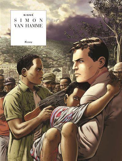 (Van Hamme-Simon (Lombard Editions))