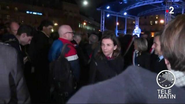 De nombreux rassemblements contre l'antisémitisme en France