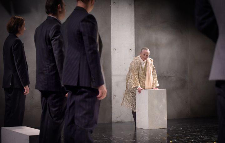 Jules César de Shakespeare mis en scène par Rodolphe Dana (VINCENT PONTET)