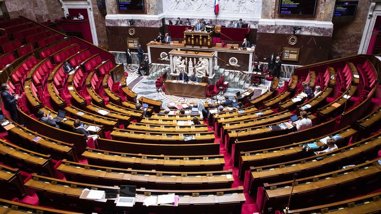 L'Assemblée nationale en juin 2019. (ALEXIS SCIARD / IP3 PRESS/MAXPPP)