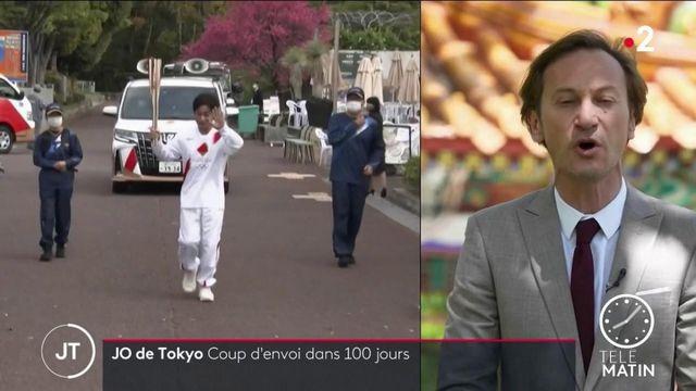 Tokyo 2020: les Jeux olympiques toujours bousculés par l'épidémie