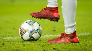 Foot (ODD ANDERSEN / AFP)