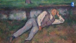 """Exposition """"Cézanne et Paris"""" au musée du Luxembourg  (Culturebox)"""