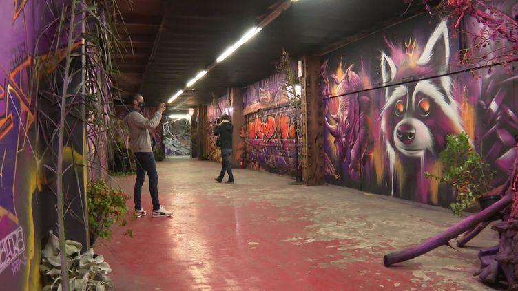 Succès de l'exposition Wood street à Lorient (France Télévisions / Diaspora crew)