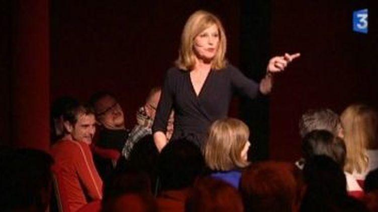Chantal Ladesou fait son show  (Culturebox)