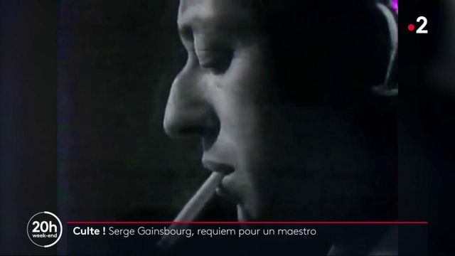 Musique : Serge Gainsbourg, un amoureux des arts disparu il y a 30 ans