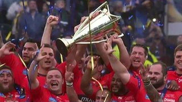 Rugby : Toulon est entré dans l'histoire