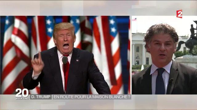 Etats-Unis : un discours et des nouveaux thèmes