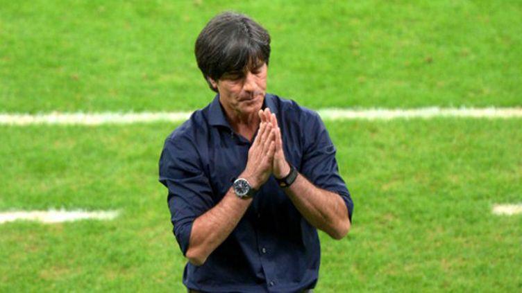 Le sélectionneur allemand Joachim Löw a survécu à la débâcle.